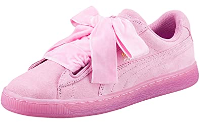 puma damen sneaker pink