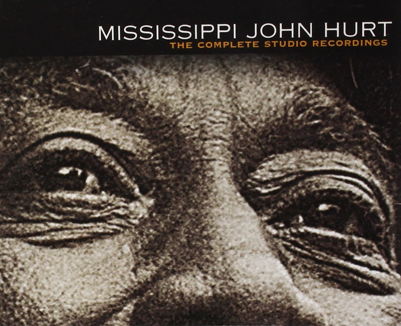 The Complete Studio Recordings Mississippi John Hurt by CD