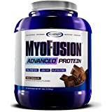 Gaspari Nutrition Myofusion Advanced Protein With Fast Acting Hydro Whey, 4Lbs, Chocolate
