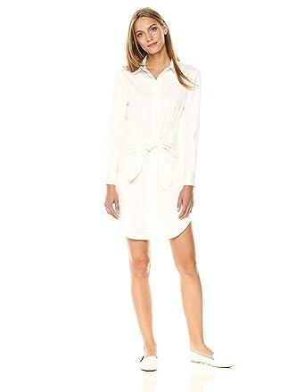 White shirt dresses for women