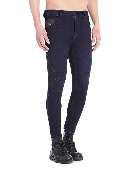 Diesel Jogg-X Jogging Jeans 0665A Vaqueros Hombre (Azul ...