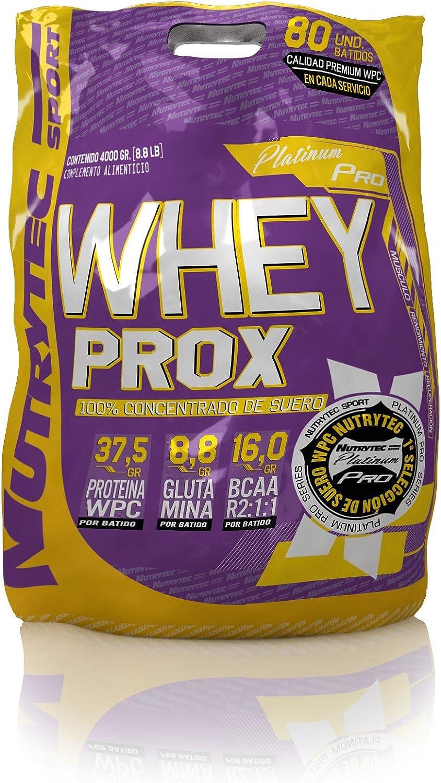 Nutrytec Whey Prox 4 Kilos Cookies & Cream (Platinum) - 4000 ...