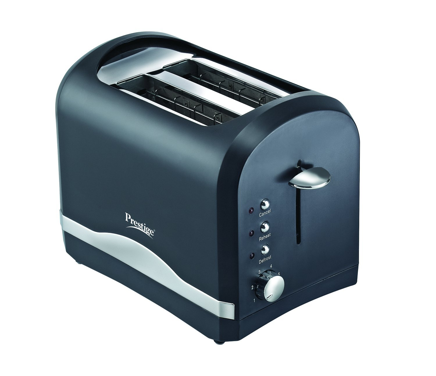 Prestige PPTPKB 800-Watt 2-Slice Pop-up Toaster (Random)