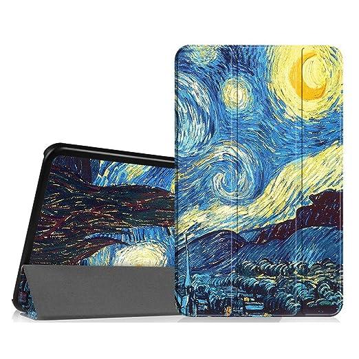 90 opinioni per Fintie Samsung Galaxy Tab A 10.1 Custodia in Pell- Ultra Sottile Di Peso Leggero