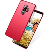 Galaxy S9 Plus Case, Meidom Shockproof and Antiskid Samsung S9 Plus Case with Full Cover for Samsung Galaxy S9 Plus, Screen Protector Friendly-Red