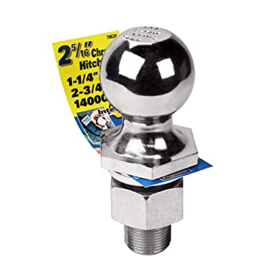 "Reese Towpower 7063400 2-5/16"" Chrome Class V Hitch Ball: Automotive"