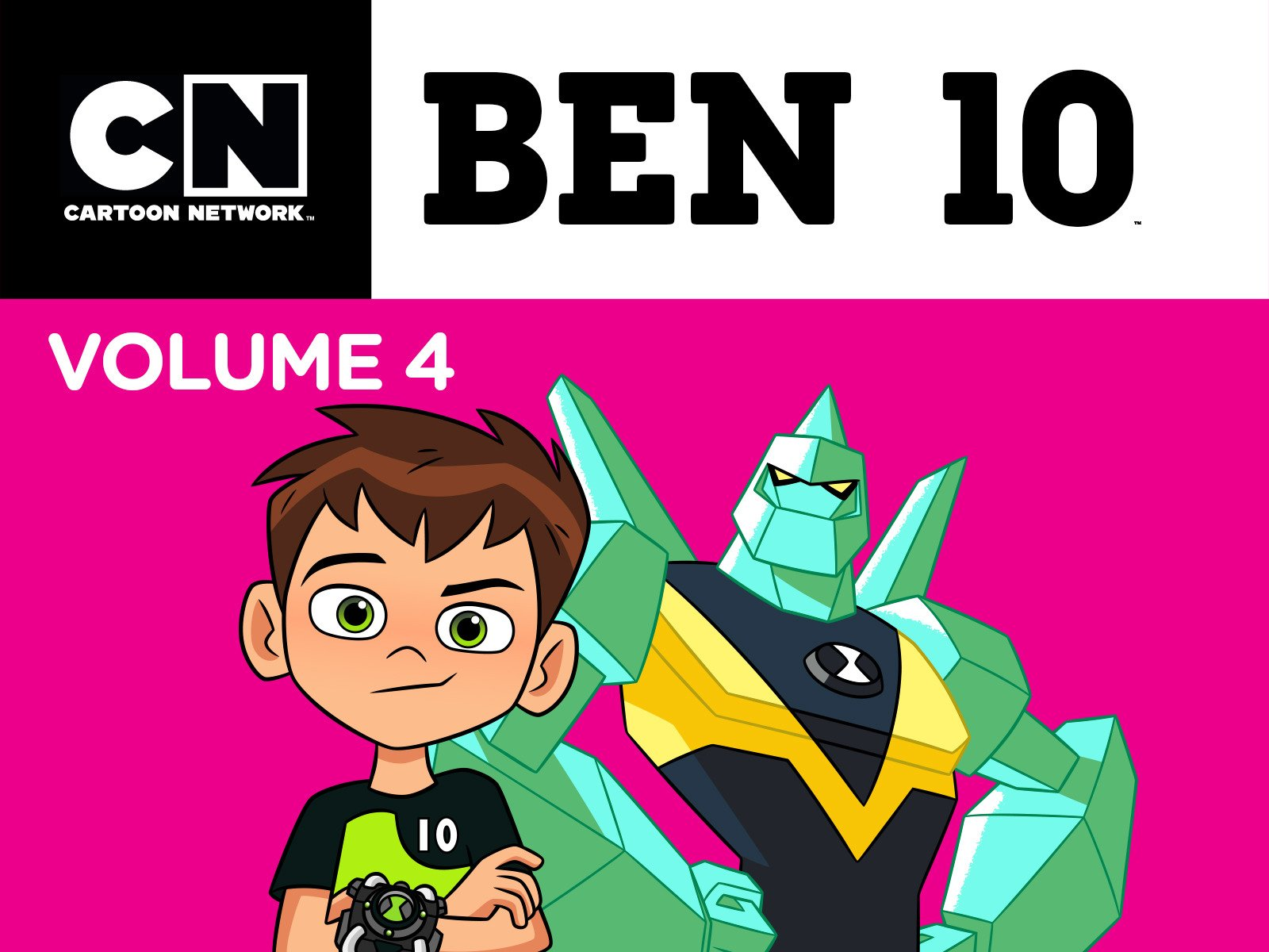 Amazon com: Watch New Ben 10 Season 4 | Prime Video