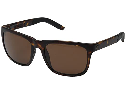 9e55693373fb0 Image Unavailable. Image not available for. Color  Electric Knoxville S  Sunglasses Matte Tortoise with Ohm Bronze Lens