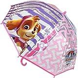 Patrulla canina 2400000206 Paraguas infantil, diseño de Skye, diámetro de 45cm