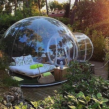 Amazon.com: PROMOTOR Tienda de campaña de burbujas ...