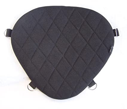 Amazon.com: Motorcycle Gel Pad Driver Seat cushion For ...