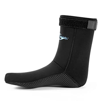 SurePromise One Stop Solution for Sourcing 3mm Neopreno Elástico Calcetines de buceo Natación Deporte para Adulto Talla L: Amazon.es: Deportes y aire libre