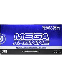 Scitec Mega Arginine Complejo de Aminoácidos - 120 gr