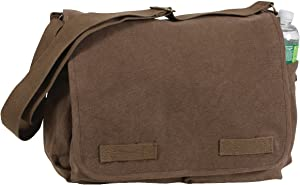 Rothco Vintage Canvas Messenger Bag
