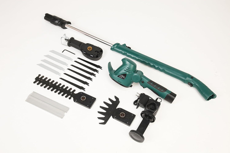 アルファ工業 充電式 鋸&ガーデンセット B0711PWGWK