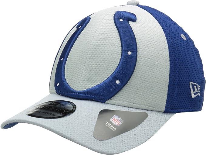 New Era Gorra de b/éisbol 9FORTY League Indiapolis Colts Azul