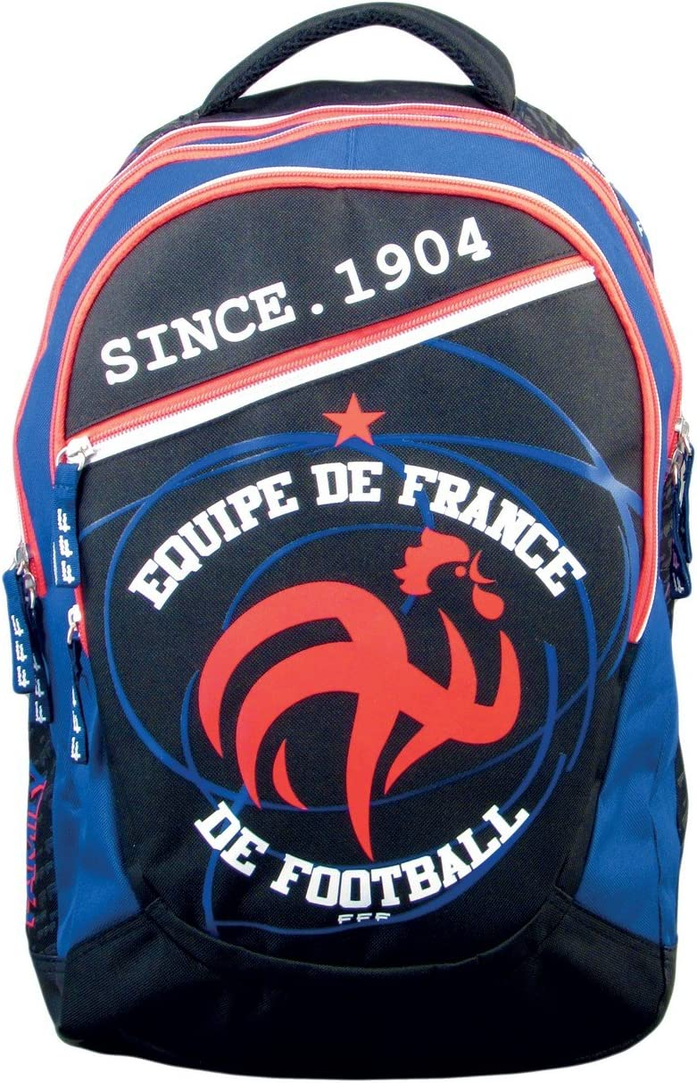 Quo Vadis FFF Backpack 2/ Compartments 32/ x 16/ x 45/ cm Blue