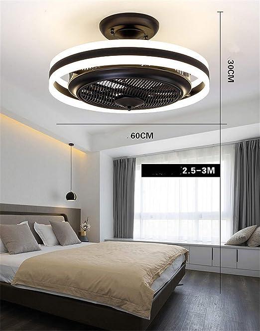 Nuevo LED Luz de ventilador de techo Luz de ventilador de techo ...