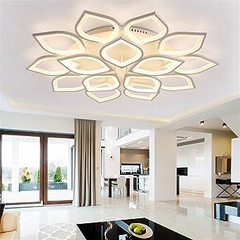 WTOR_Light 110-220 V Moderne LED Deckenleuchte Leuchte ...