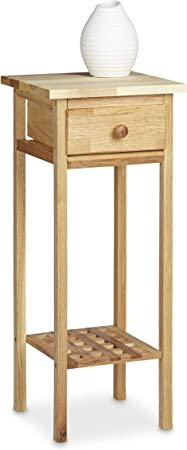 Mesa de decoración para teléfono madera de nogal,Sin tiempo: el estilo perfecto para cualquier medio