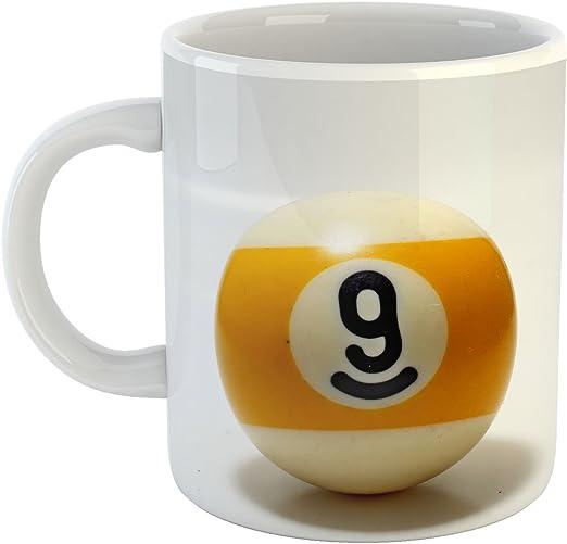 Westlake Art Bola de billar-11 oz Taza de café-Moderna Imagen ...