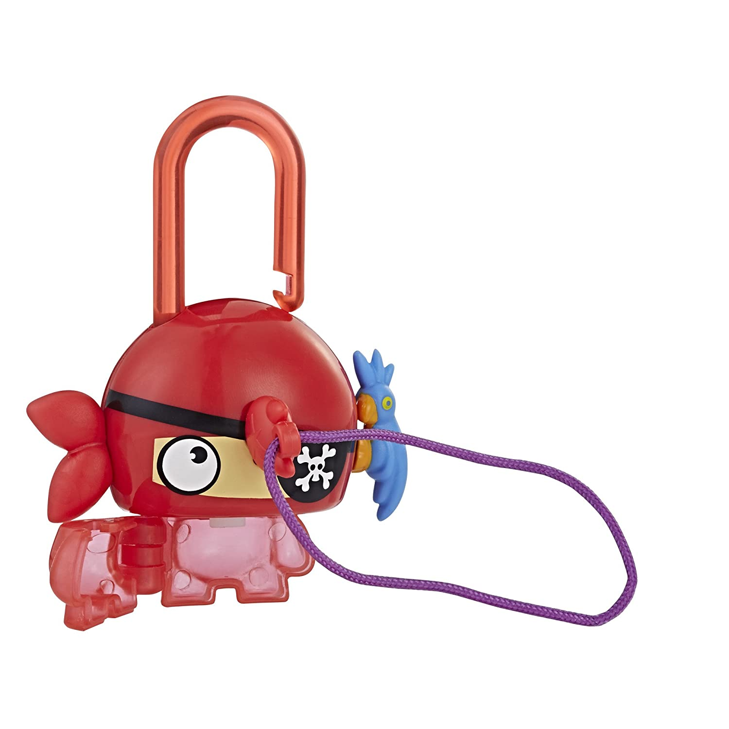 Product may vary Lock Stars Basic Assortment Red Pirate Series 1 Hasbro E3213AS00