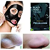 Pilaten Blackhead, Whitehead On Face Removal Mask Strips ( 5 Pack)