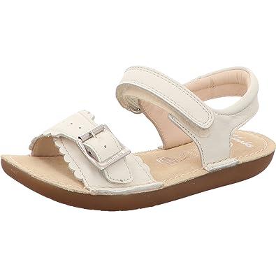 a3c07150797 Clarks Girls  Ivyblossom Jnr Wedge Heels Sandals  Amazon.co.uk ...