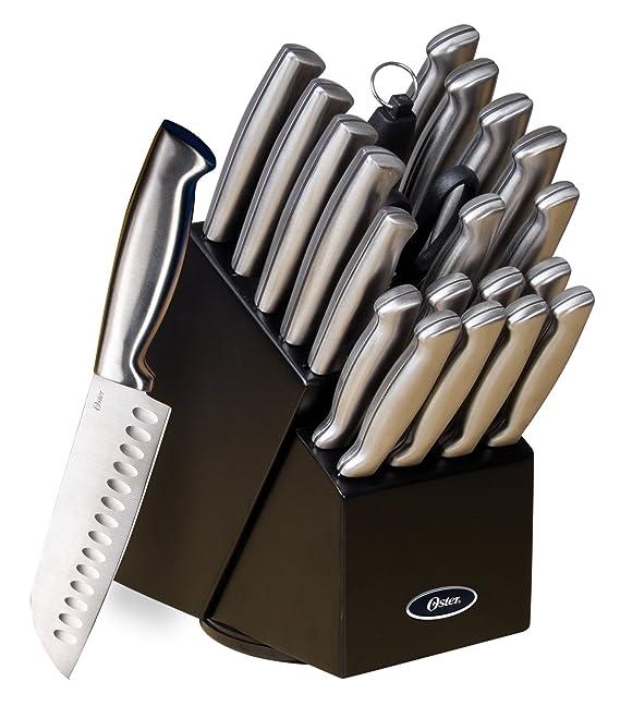 """Amazon.com: Organizador de cuchillos """"Baldwyn"""" ..."""