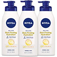 3-Pack Nivea Skin Firming Hydration Body Lotion (16.9 oz)