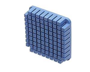 Nemco 57418-2 Push Block 3/8 Blue