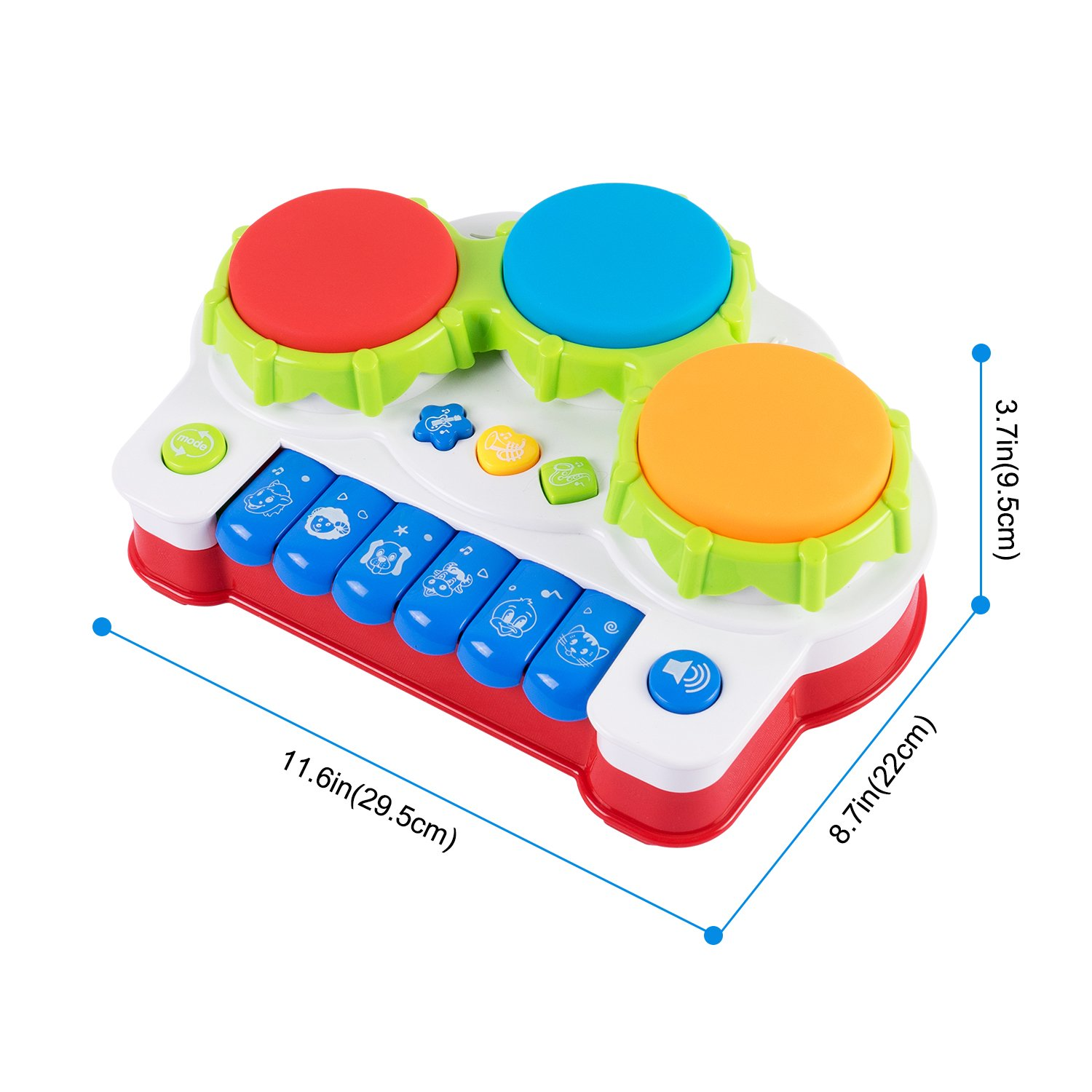 1b08d3bf4d74f Amazon.com  Baby Musical Toys
