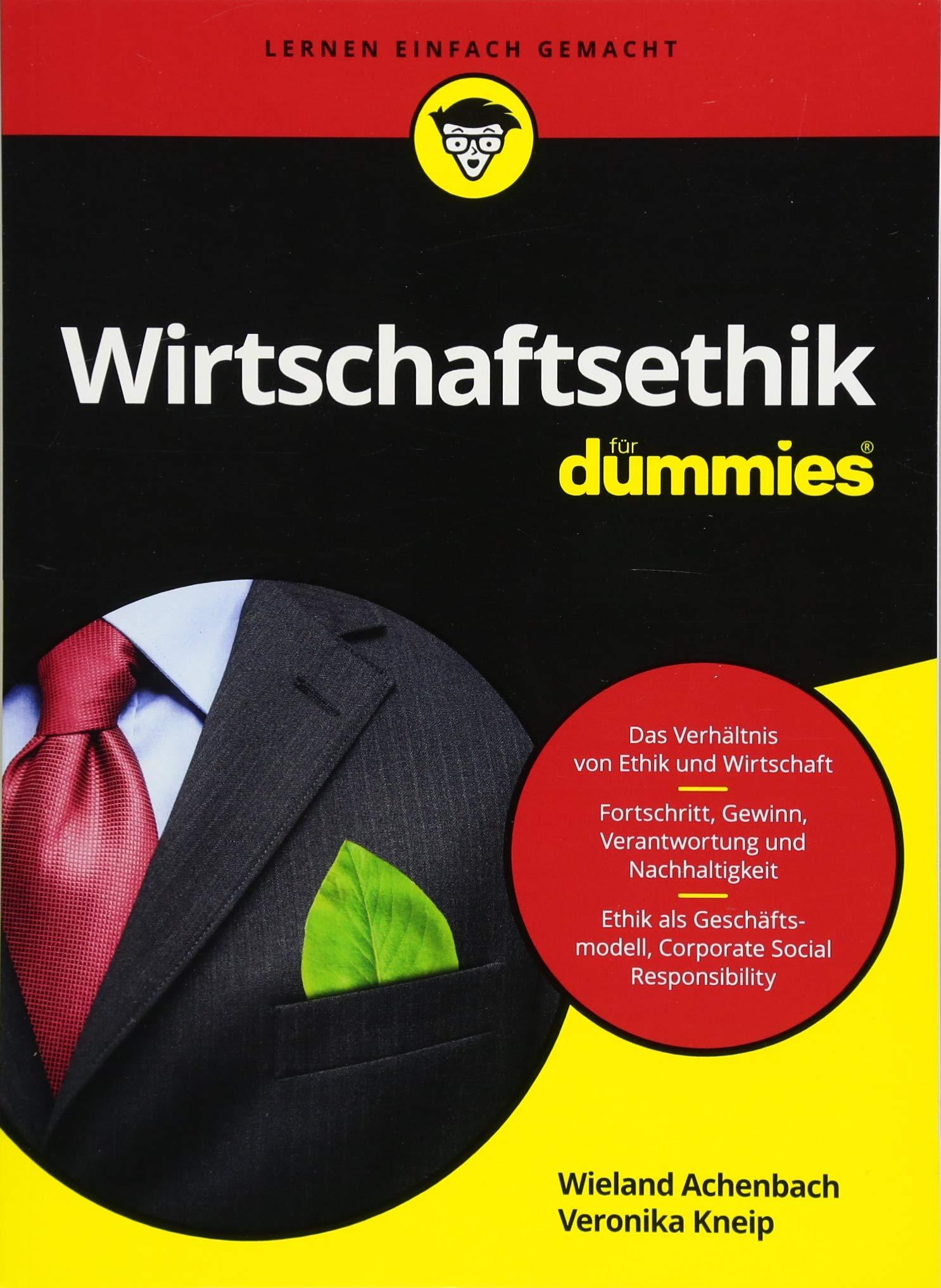 Wirtschaftsethik für Dummies