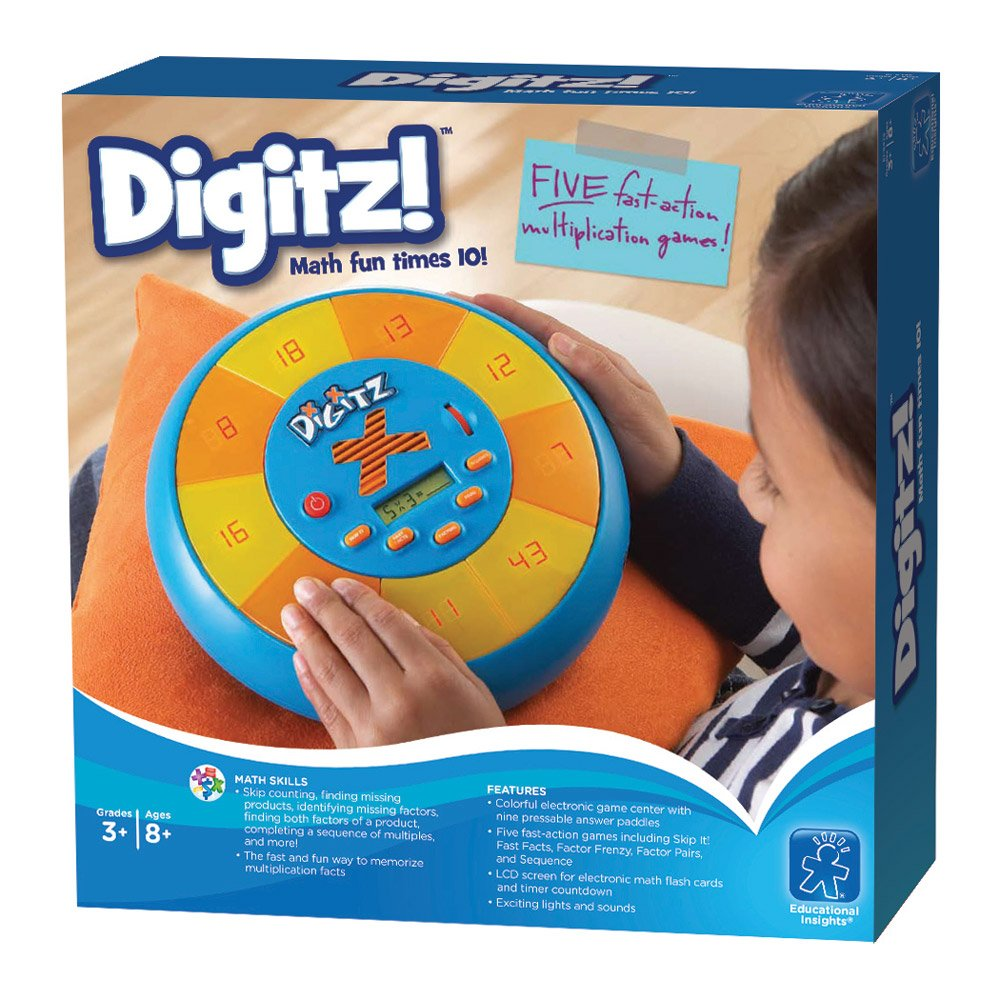 Amazon.com: Educational Insights Digitz! Game: Toys & Games