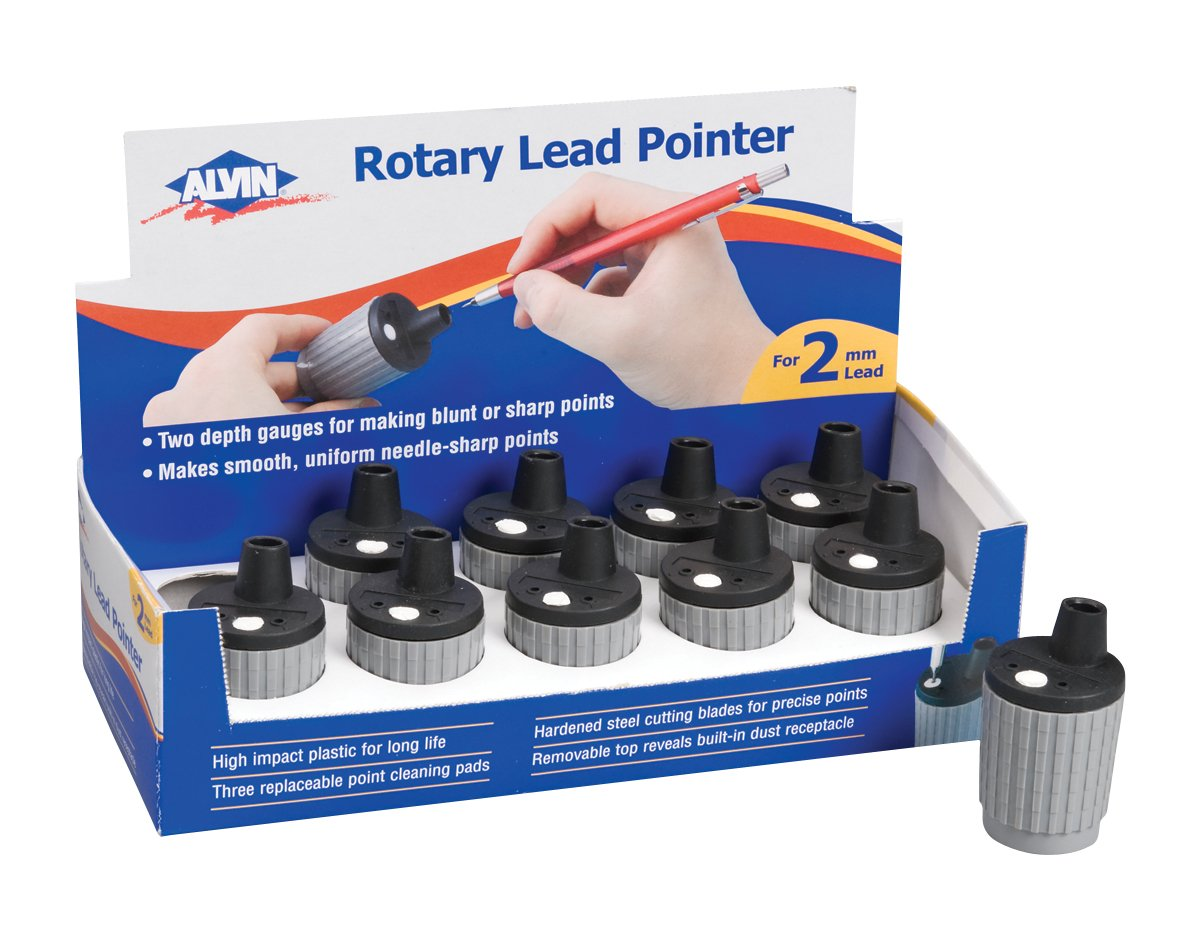 Display Rotary Lead POINTER-10 by Alvin