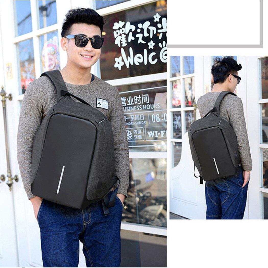 005600eef5b1 LUVODI Anti-theft Travel Backpack Business Laptop School Book Bag ...