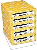 Neenah Exact Index Cardstock ckpBU, 250 Sheets, 5Pack (8.5 x 11/90 lb)