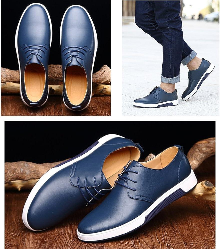 US WQX Men Large Size Low Top Casual Shoes up to 13 D M