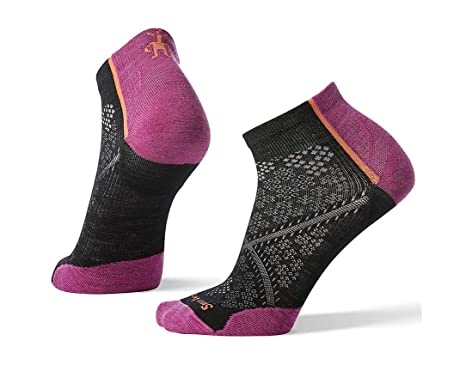 27c200110 Amazon.com  Smartwool Women s PhD¿ Cycle Ultra Light Low Cut  Clothing