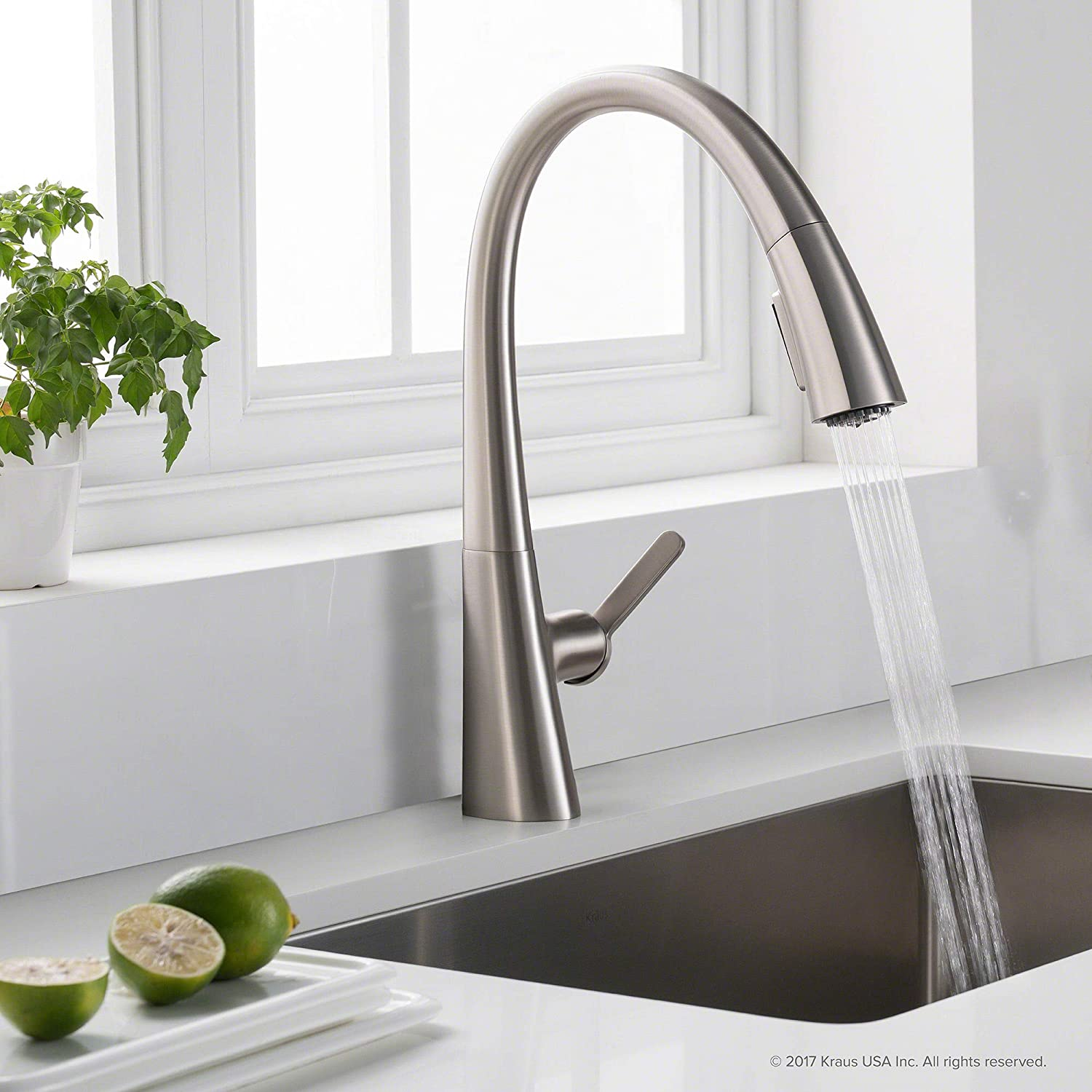 top rated kitchen faucets