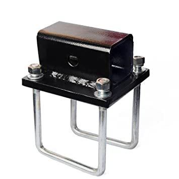 Amazon com: Towing Planet RV Bumper Hitch Receiver Adapter