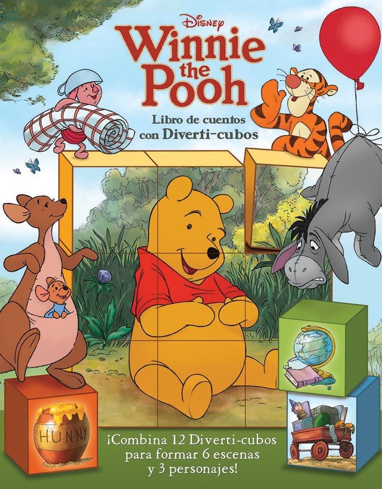 Download Libro de cuentos con diverti-cubos / Storybook and Picture Blocks (Disney Winnie the Pooh) (Spanish Edition) PDF