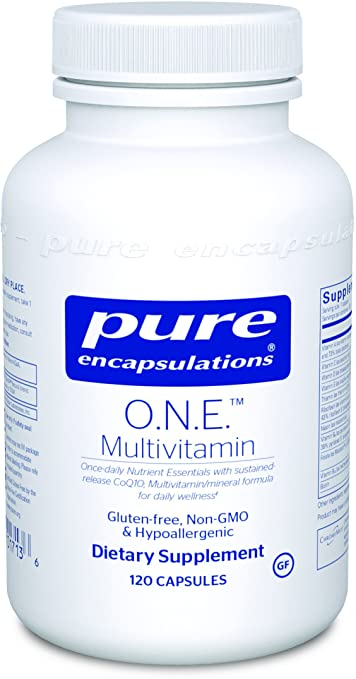 Image result for Pure Encapsulations - O.N.E. Multivitamin