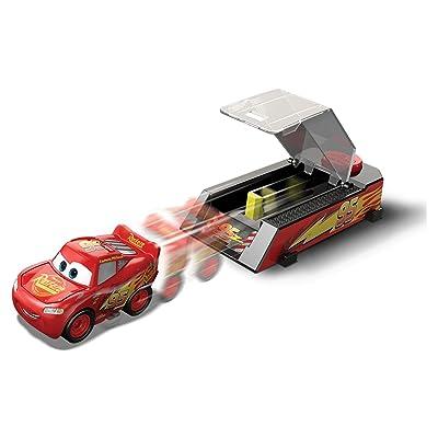 Disney Pixar Cars 3 Mini Racers Launcher: Toys & Games