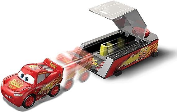 Cars Disney Pixar 3 - Mini Racers - Pocket Launcher: Amazon.es: Juguetes y juegos