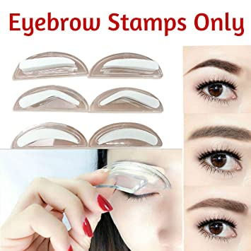 ONE1X Eyebrow Enhancer Definition Stamp Brow Stamp Only POWDER PALETTE IS NOT INCLUDED