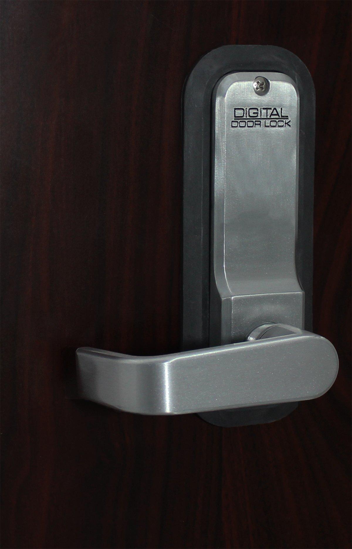 2835MG Mechanical, Keyless Lever Lock by Lockey USA (Image #2)