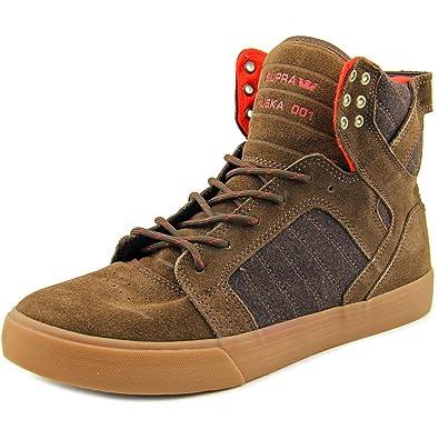 e06dd49d4006 Supra Men s Skytop Brown Gum Sneaker Men s 10.5