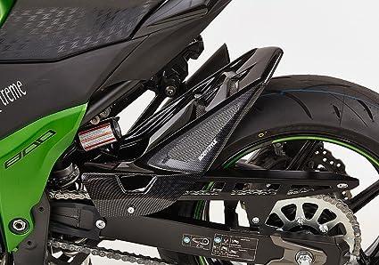 Bodystyle - Rueda trasera para Kawasaki Z800 13 ABE aspecto ...