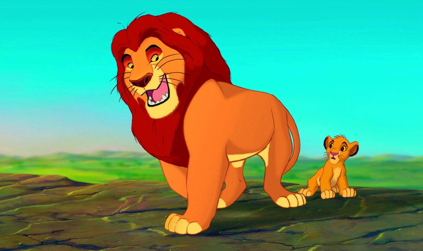 The Lion King [Blu-ray] by Disney